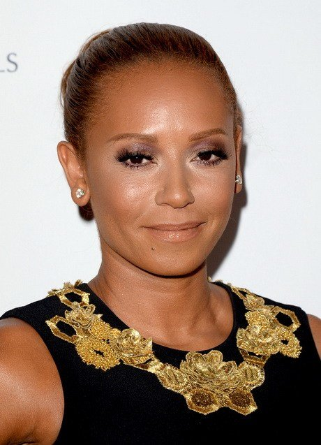 The Best Mel B Hairstyles Pictures