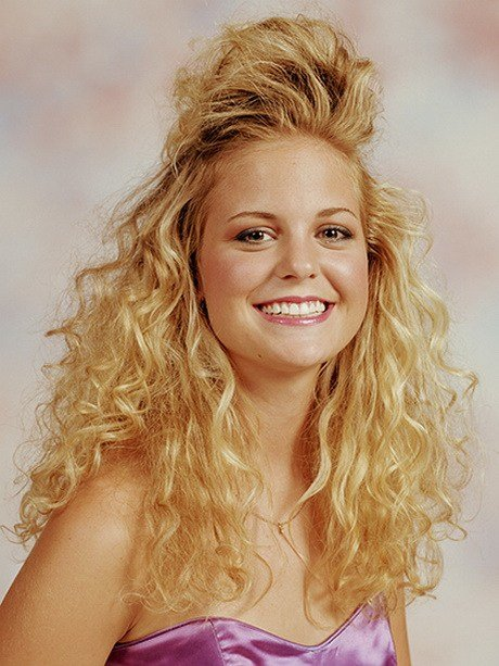 The Best Easy 80S Hairstyles Pictures