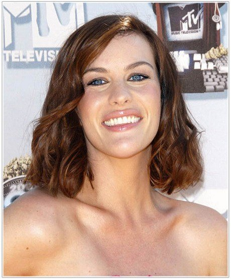 The Best Hairstyles Narrow Face Pictures