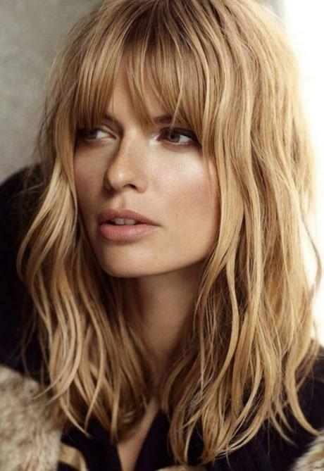 The Best Long Hairstyles With Bangs 2019 Pictures