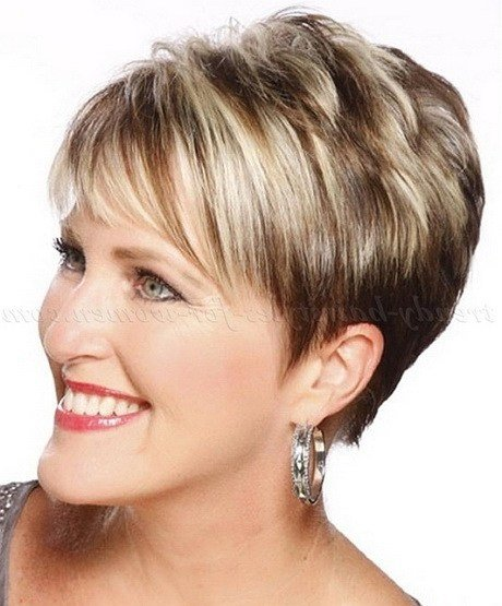 The Best 2016 Short Hairstyles For Women Over 50 Pictures