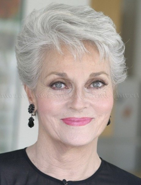 The Best Short Hairstyles For Women Over 50 2016 Pictures