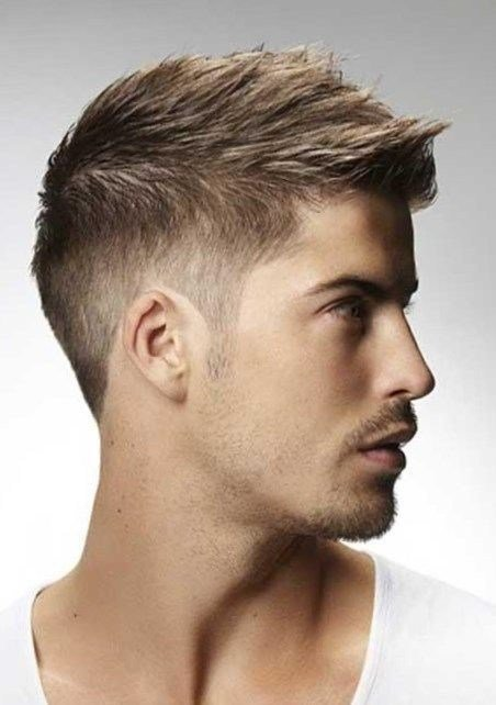 The Best Short Hairstyle For Men Pictures