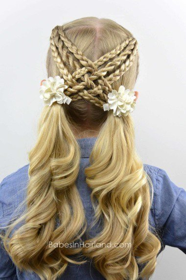The Best Easy Hairstyles For Kids Girls Pictures