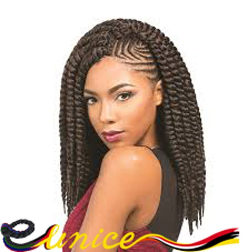 The Best African Hairstyles Crochet Senegalese Twists 14 16 Pictures