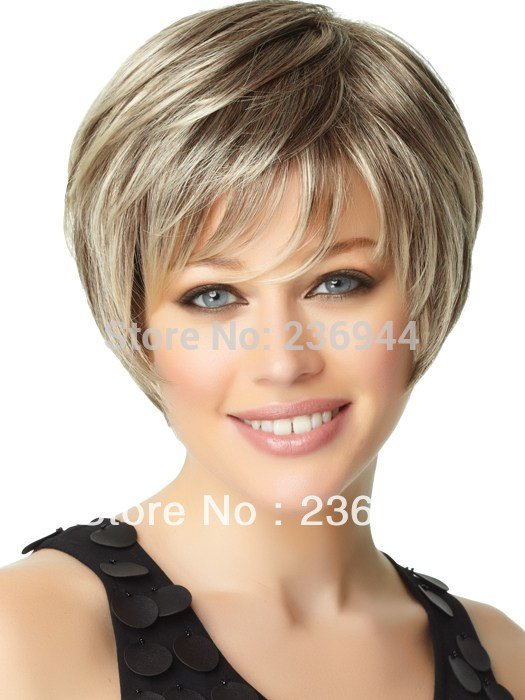 The Best 100 Hand Made Short Remy Hair Wig Easy Care Short Bob Cut Pictures