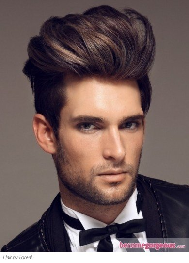 The Best Pictures Mens Hairstyles Chic Indie Man Hairstyle Idea Pictures