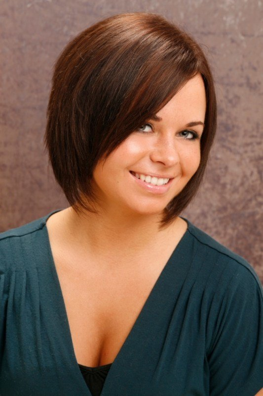 The Best Haircuts For Round Face Shapes Pictures