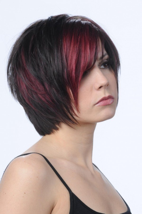 The Best Bold Layered Short Haircuts Pictures
