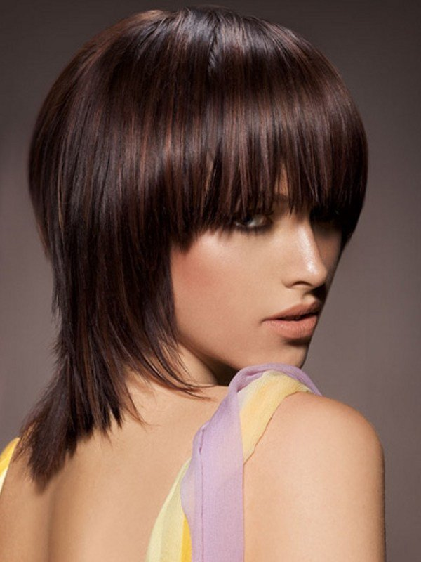 The Best Easy To Style Medium Haircuts 2012 Pictures