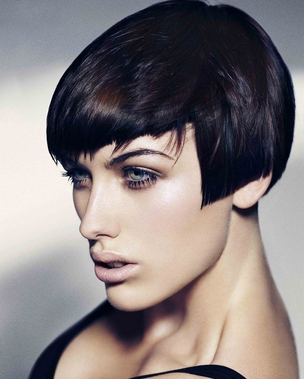 The Best Short Bob Hairstyles 2012 Pictures