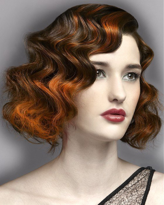 The Best Trendy Spring Hair Color Ideas 2012 Pictures
