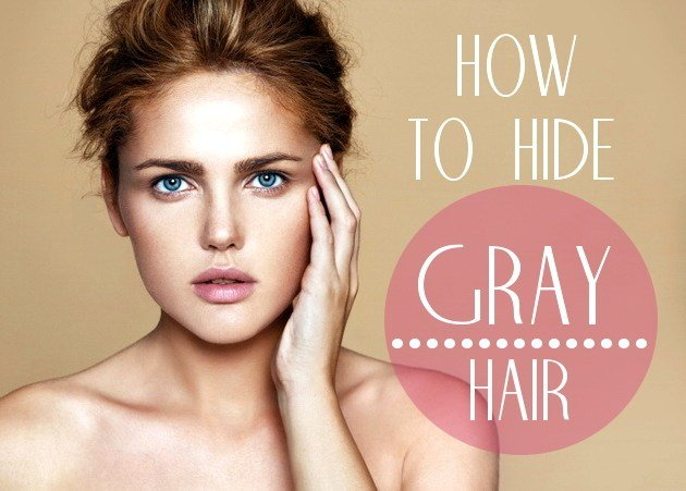 The Best How To Hide Gray Hair Pictures