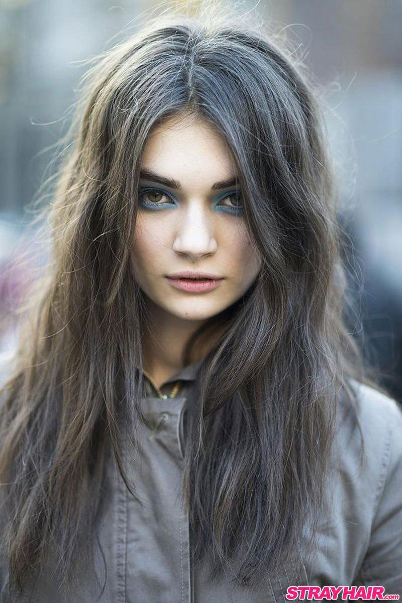 The Best Gorgeous Gunmetal Gray Hair – Strayhair Pictures