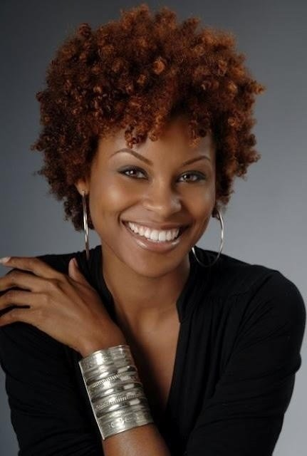 The Best 10 Trendy Short Haircuts For African American Women Pictures