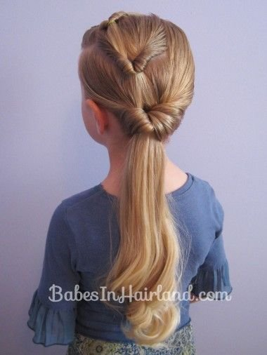 The Best 15 Sweet Hairstyles For Girls – Latest Hair Styles For Pictures