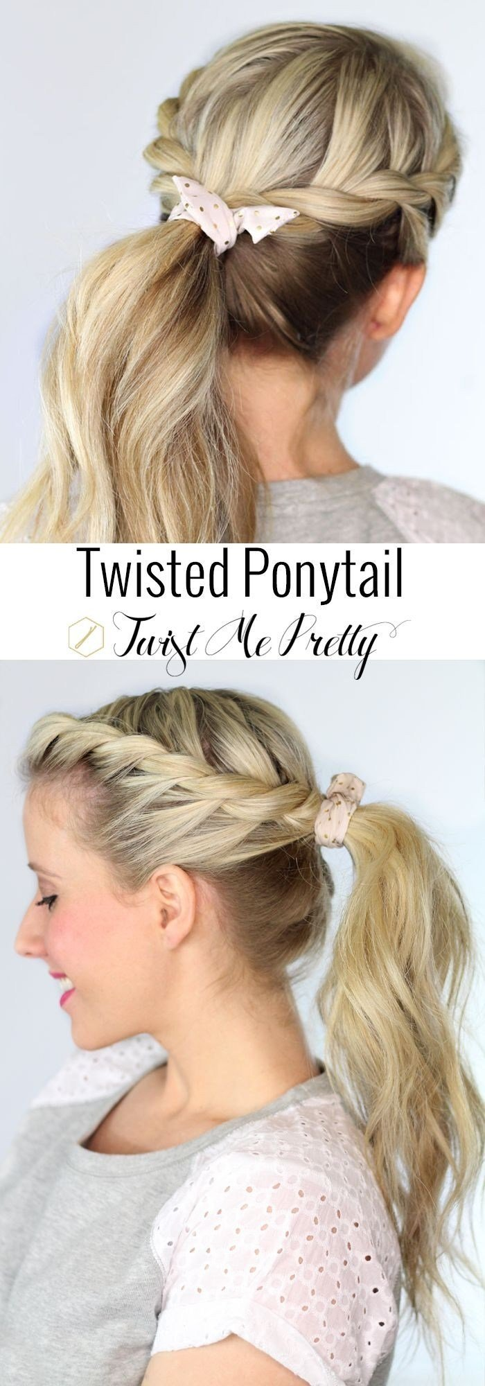 The Best Top 10 Fashionable Ponytail Hairstyles For Summer Styles Pictures