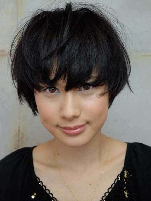The Best 20 Great Short Styles For Straight Hair Styles Weekly Pictures