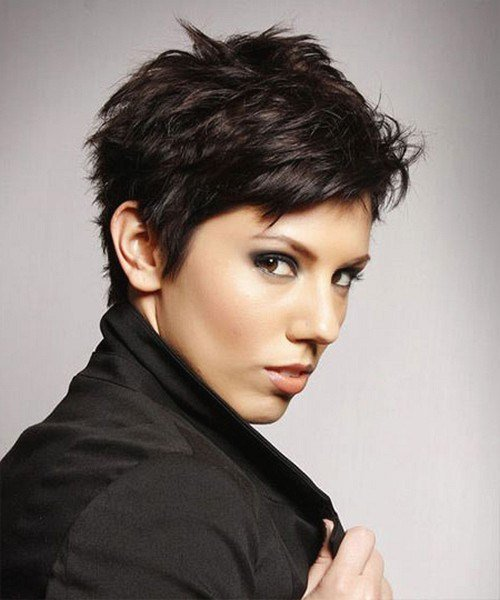 The Best 19 Chic Short And 'Messy' Hairstyles Styles Weekly Pictures
