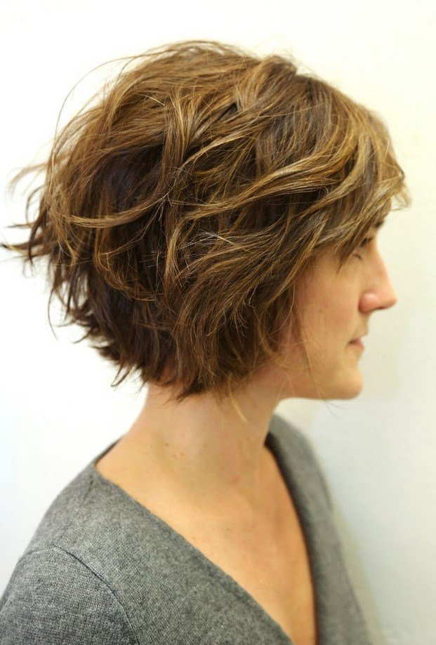 The Best 20 Delightful Wavy Curly Bob Hairstyles For 2016 Styles Pictures