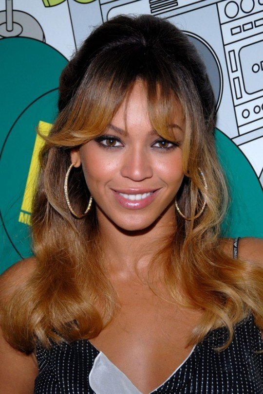 The Best Beyonce Hairstyles Straight Curly Wavy Updo Pictures