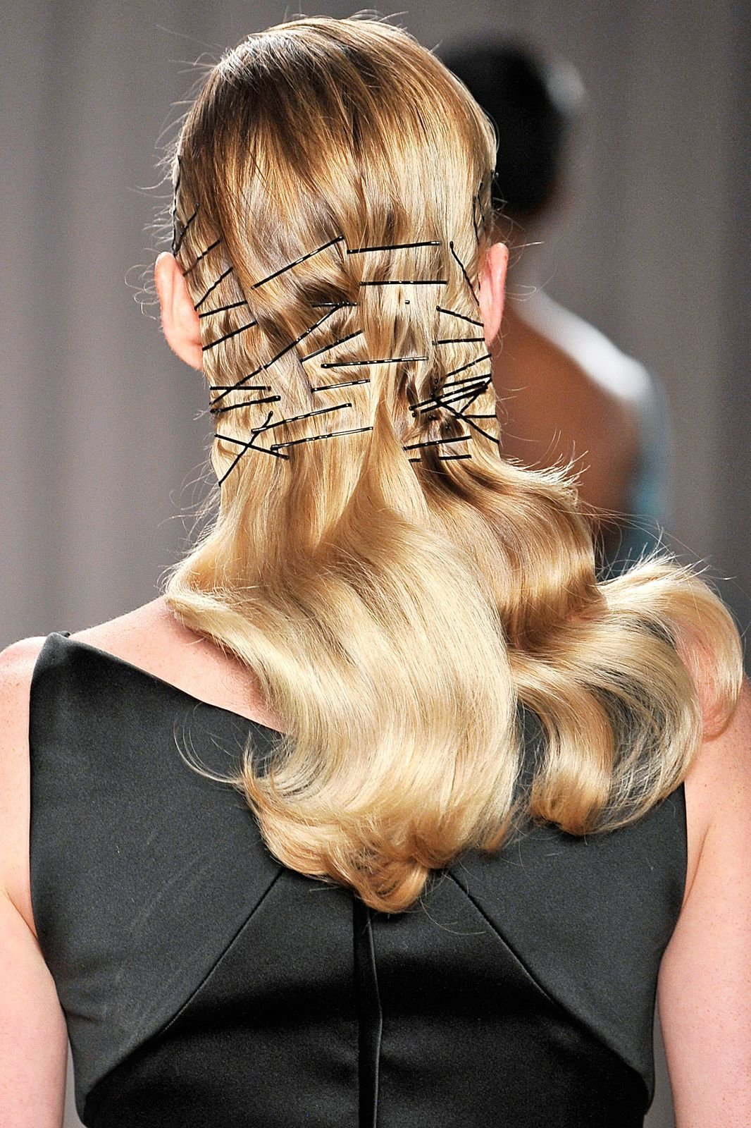 The Best Bobby Pin Hairstyles Edgy Summer Hair Pictures