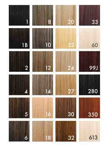 The Best Hair Color Chart 1B Driverlayer Search Engine Pictures