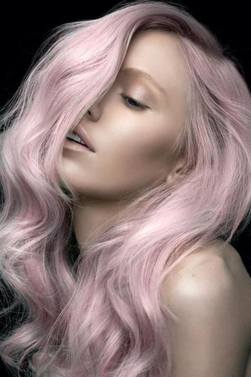 The Best Pastel Pink Hair The Best 50 Inspirational Images Pictures