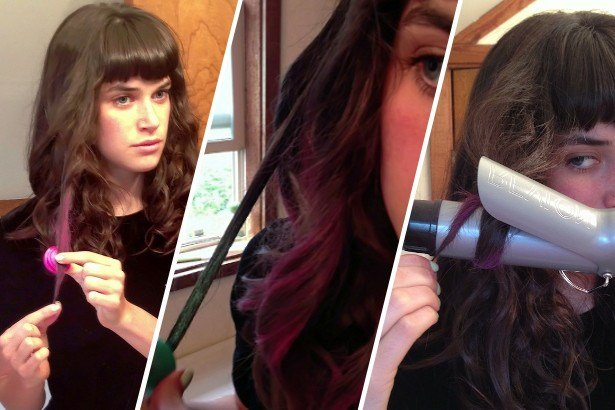 The Best Diy How To Use Hair Chalk Thefashionspot Pictures