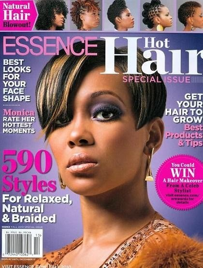 The Best Black Hair Magazine Short Hairstyles 2019 Pictures