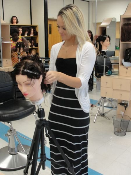 The Best Summer School Hairstyling Esthetics Course Youville Pictures