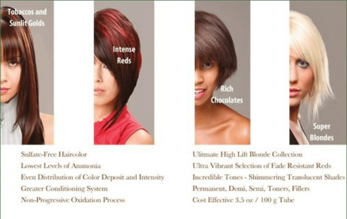 The Best All Nutrient Hair Color Main Street Hair Company Pictures