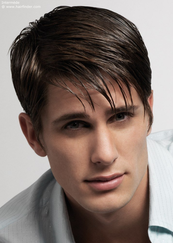 The Best Straight Hair Hairstyles For Men With Straight And Pictures