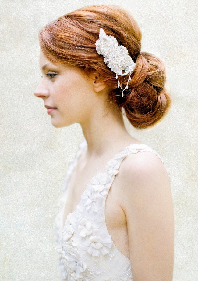 The Best Bridal Hair 25 Wedding Upstyles And Updos Pictures