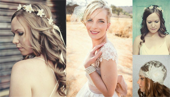 The Best Bridal Wedding Hairstyles For Outdoor Weddings Pictures