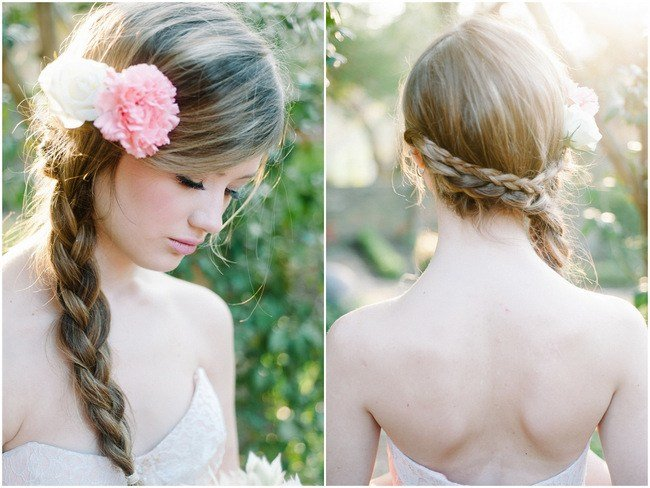 The Best Totally Dreamy Long Hairstyles For Spring Weddings Pictures