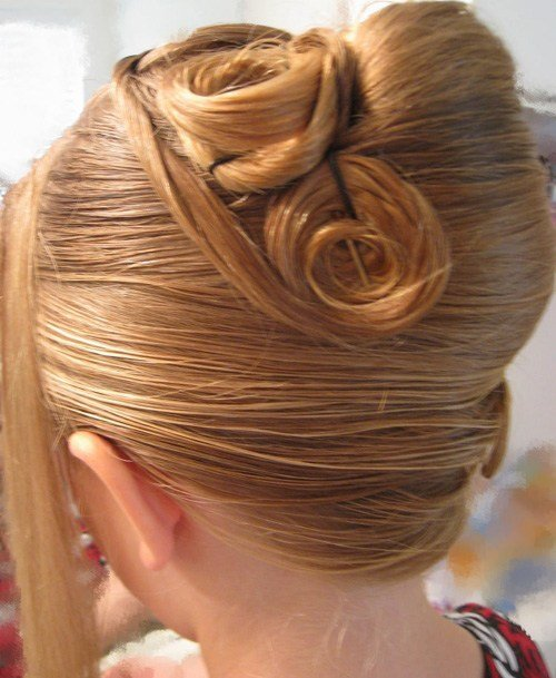 The Best 30 Remarkable French Twist Hairstyle Collection Creativefan Pictures