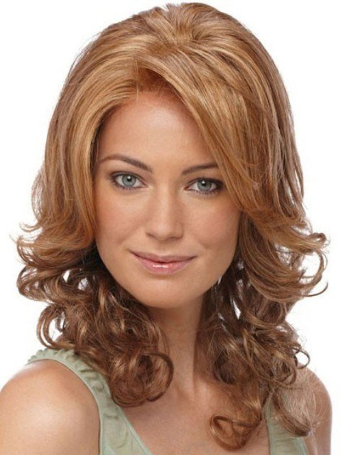 The Best 15 Fine Looking Medium Layered Hairstyles – With Pics Pictures