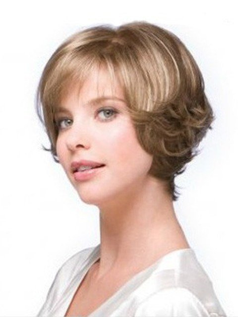 The Best 15 Gratifying Short Hairstyles For Round Faces Pictures