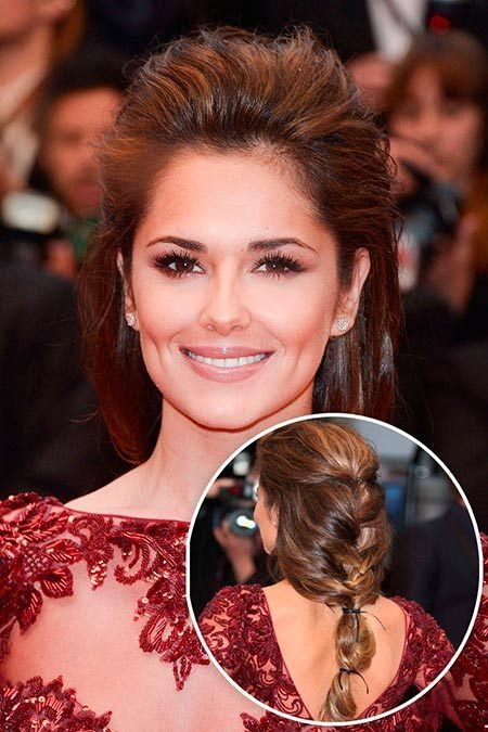 The Best Gorgeous Celebrity Braided Hairstyles To Wear On Your Pictures