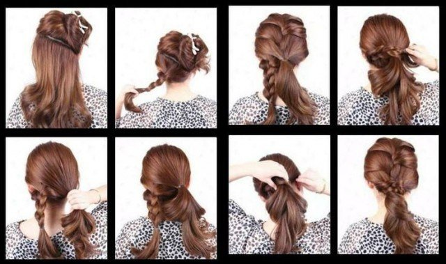 The Best 15 Simple Step By Step Hairstyles Pictures