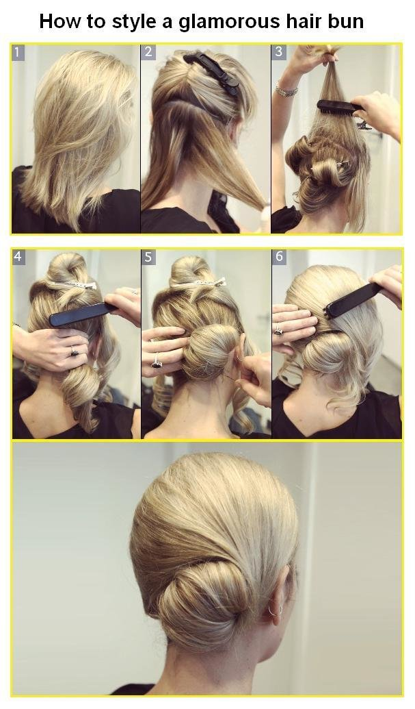 The Best 16 Super Easy Hairstyles To Make On Your Own Pictures