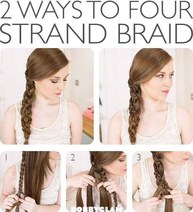 The Best 15 Cool And Convenient Summer Hair Tutorials Pictures