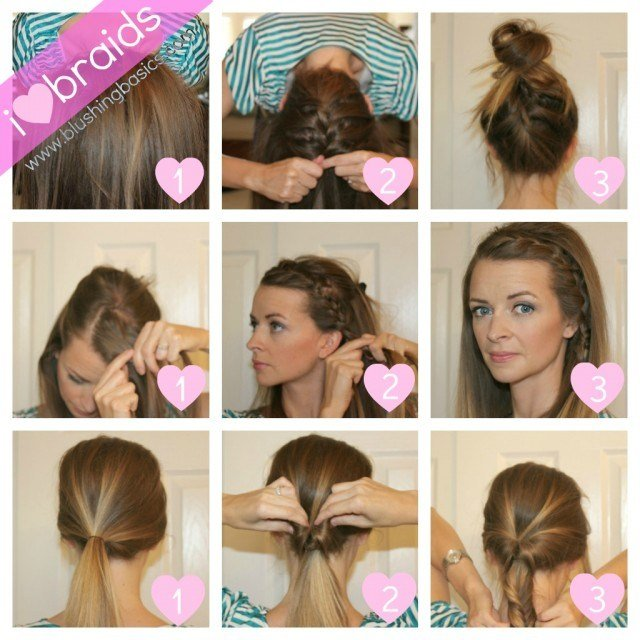 The Best 15 Quick And Easy 10 Minute Hairstyles Pictures