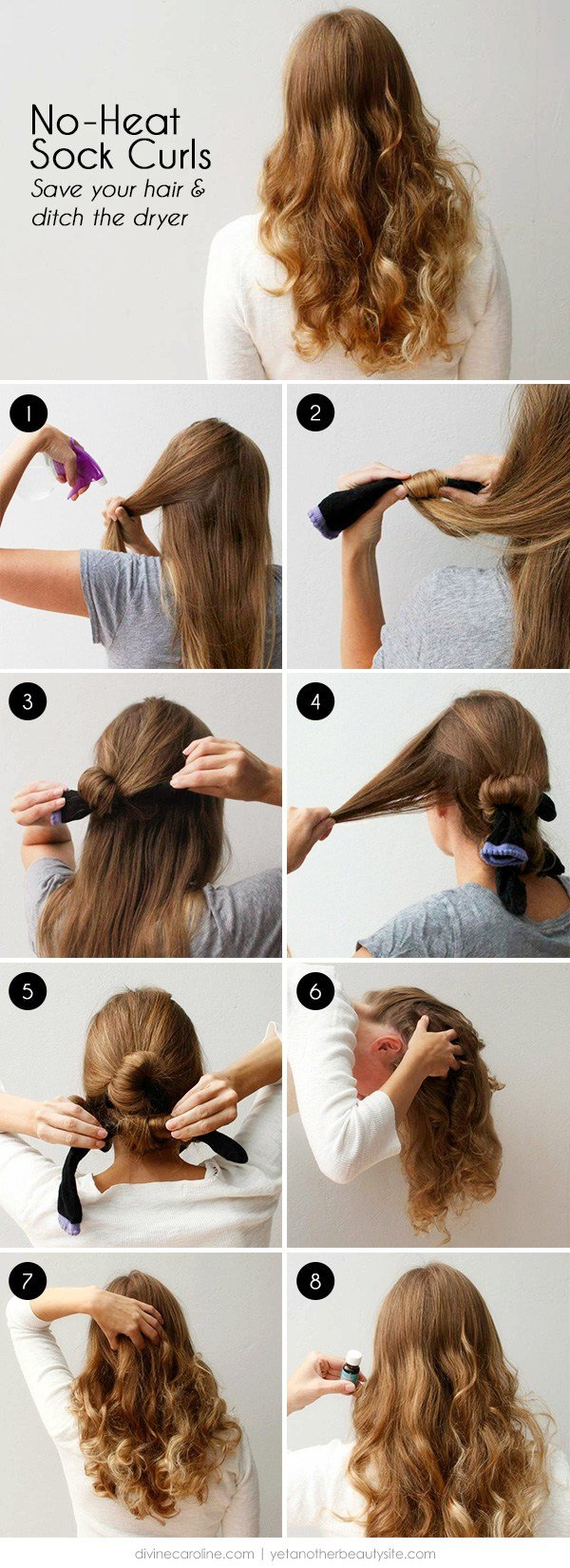 The Best 10 Clever Ways To Get No Heat Beachy Waves Pictures