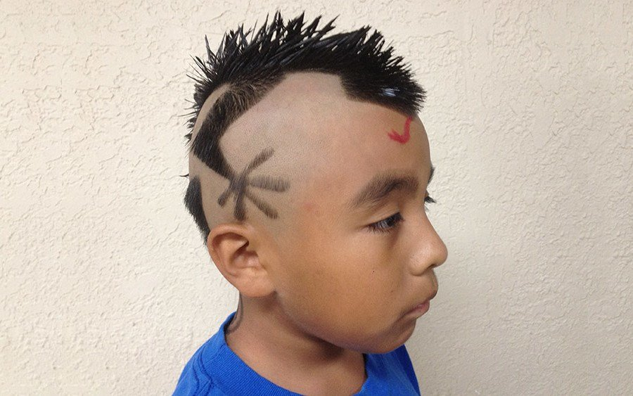 The Best Mohawks And Fohawks Fade Masters Barbershop Pictures