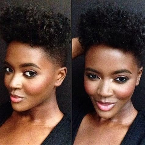 The Best Short Hairstyles For Black Women Freeze Curls Hollywood Official Pictures