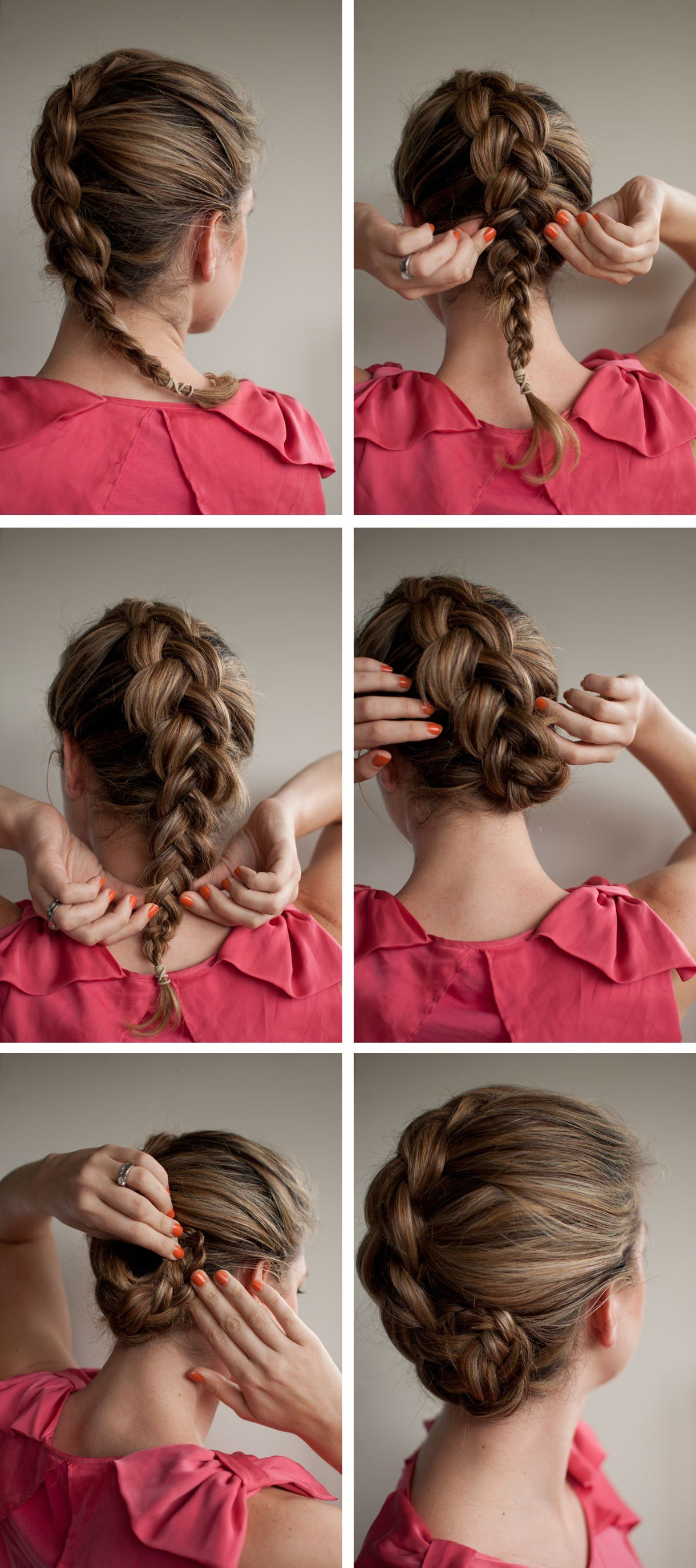 The Best Braided Upstyle Hair Romance On Latest Hairstyles Hair Pictures