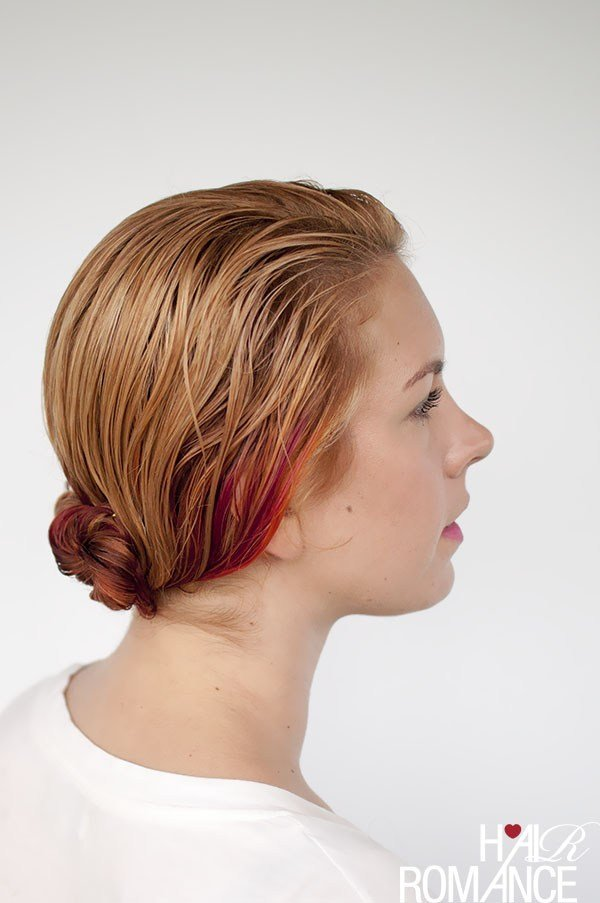 The Best ピンク·オレンジジュース Get Ready Fast With 7 Easy Hairstyle Pictures