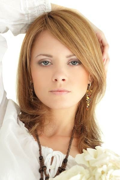 The Best Shoulder Length Layered Hair Pictures